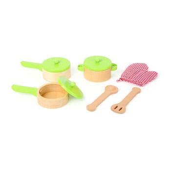 Set de jucărie pentru gătit Legler Kitchen imagine
