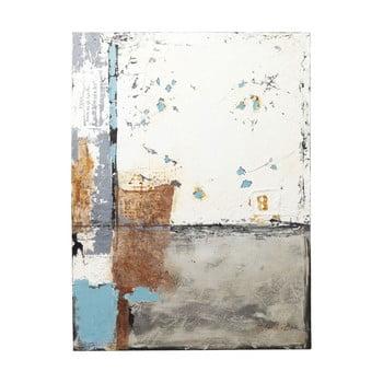 Tablou ulei Kare Design Stroke Two, 120 x 90 cm