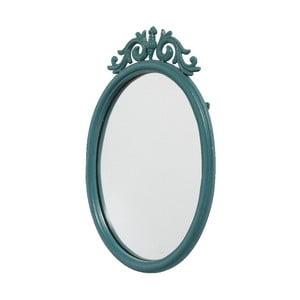 Zrcadlo Baroque Petrol, 50x33 cm
