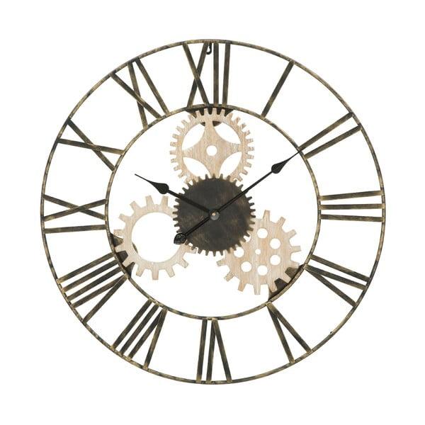 Nástenné hodiny Mauro Ferretti Ingranaggio, ø 70 cm