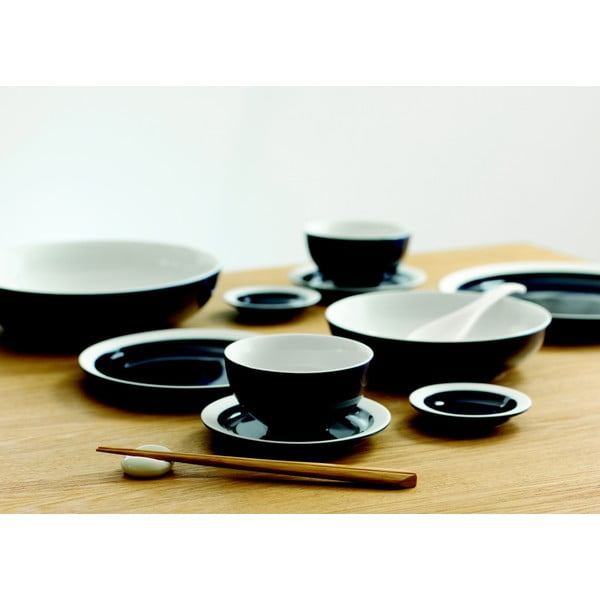 Porcelánový polévkový talíř Er-Go