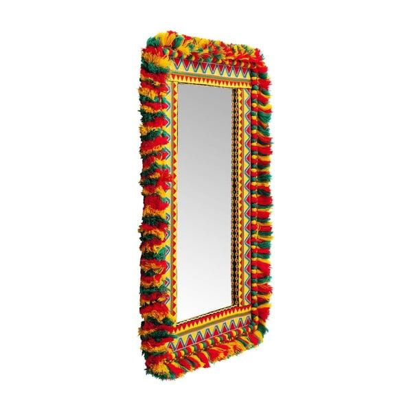Nástěnné zrcadlo Kare Design Flick Flack, 95x60cm