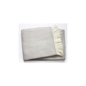 Pătură Euromant Zen, gri, 140 x 180 cm