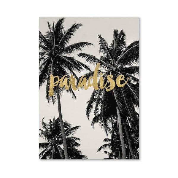 Plakát Paradise Palm Trees