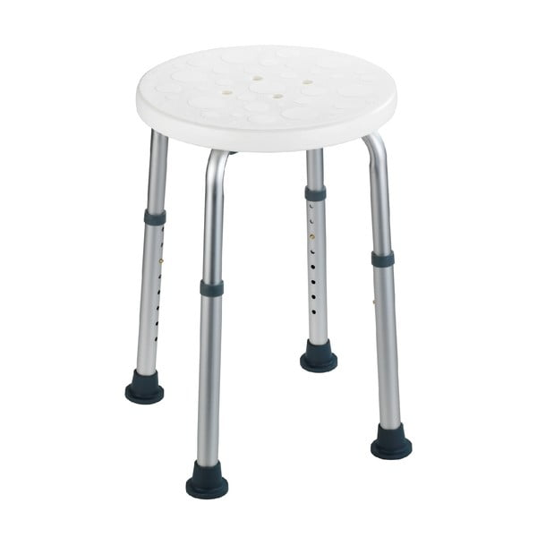Stolička do vane či sprchy Wenko Bath/Shower Stool, 45 × 45 cm