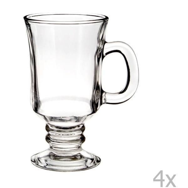 Sada 4 sklenic na irskou kávu Premier Housewares, 230ml