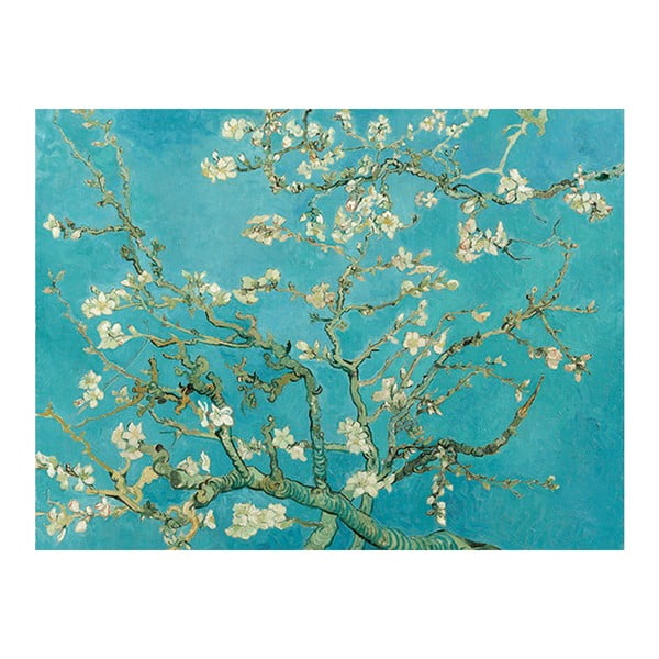Reprodukce obrazu Vincenta van Gogha - Almond Blossom, 70x50cm