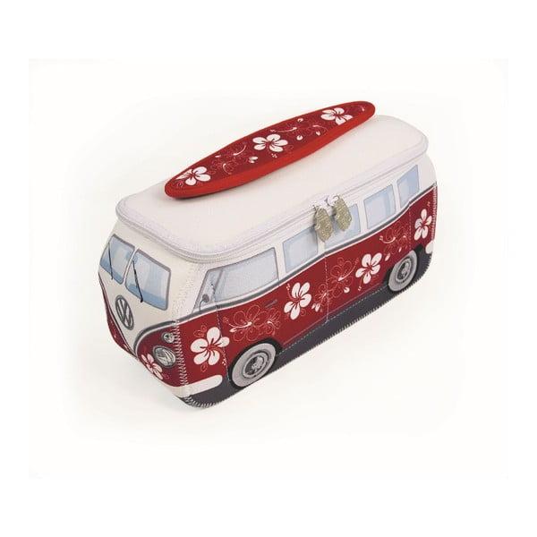 Kosmetická taška VW Bus, červená