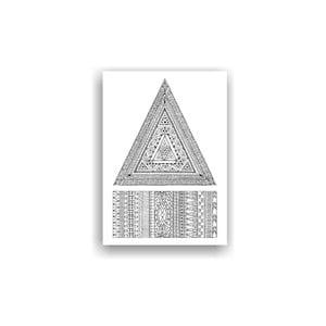 Obraz k vymalování Color It no. 30, 70x50 cm