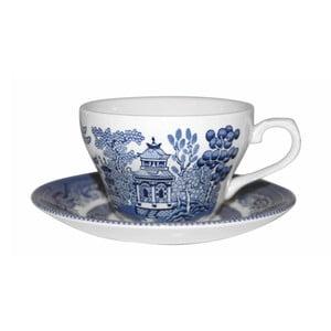Hrnek Churchill China Blue Willow, 200 ml