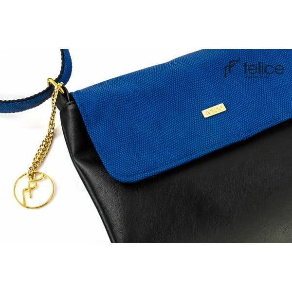 Kabelka Felice A11 Black/Blue