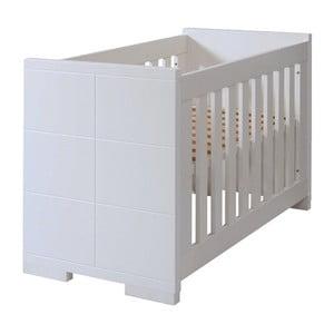 Pătuț pentru bebeluși Núvol Blanca, 60 x 120 cm, alb