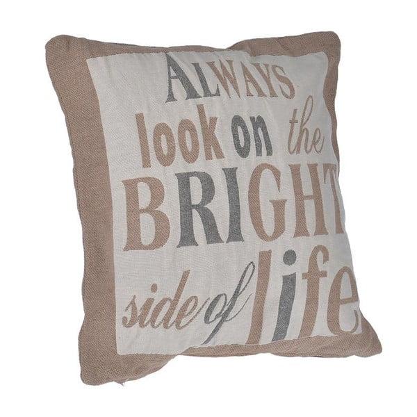 Polštář Bright Life, 45x45 cm