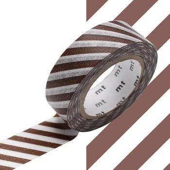 Bandă decorativă Washi MT Masking Tape Anette, rolă 10 m