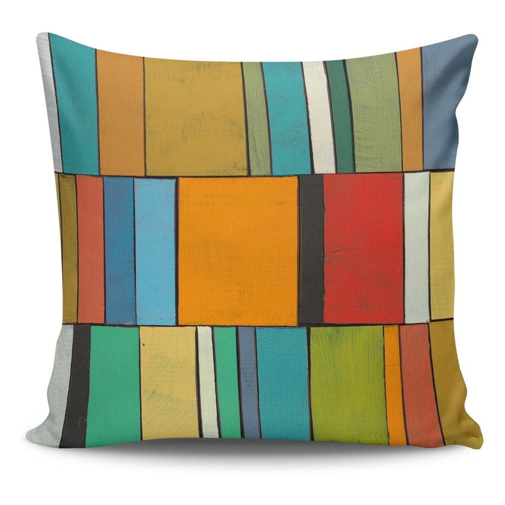 Polštář s výplní Colors no. 7, 45 x 45 cm