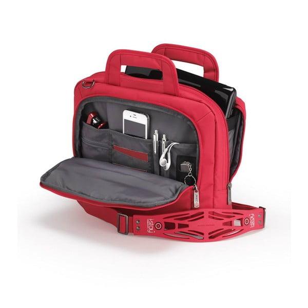 Taška na notebook i-stay Ultra, červená