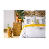 Lenjerie de pat din bumbac percale Bella Maison North, 200x220cm