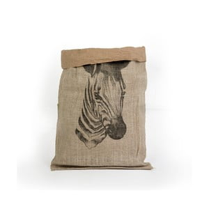 Organizér z recyklovaného papíru Madre Selva Zebra