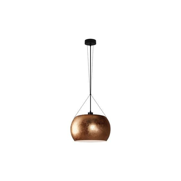 Světlo MOMO Elementary copper/black/black