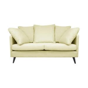 Canapea cu 2 locuri Helga Interiors Victoria, crem