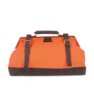 Taška Jaipur Weekender, oranžová