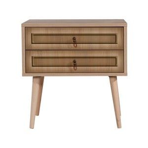 Dřevěný noční stolek Iris Clasic