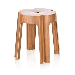 Židle Bloom, ořech