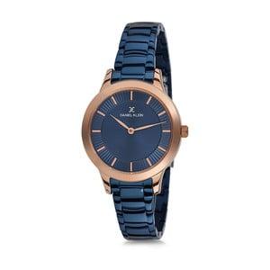 Modré dámské hodinky z nerezové oceli Daniel Klein Waters