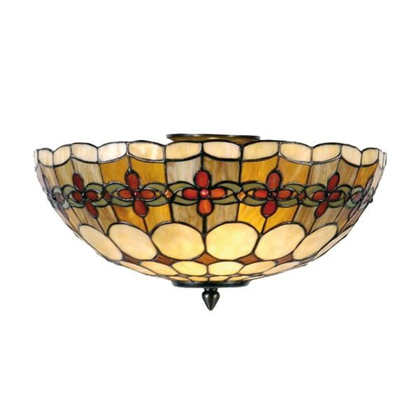 Tiffany stropní světlo Niere