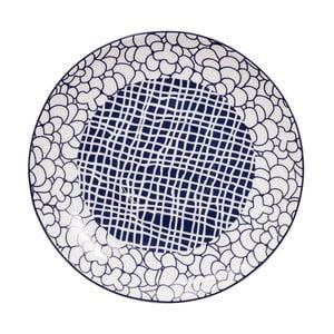 Farfurie din porțelan Tokyo Design Studio Net/Leaf