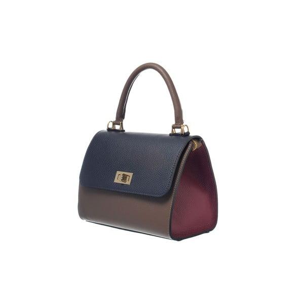 Kožená kabelka Fashion Brown