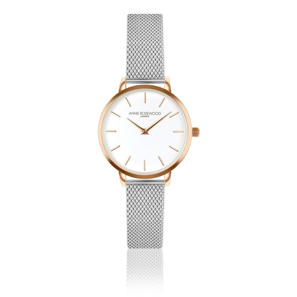 Dámské hodinky snerezovým páskem Annie Rosewood Elsa