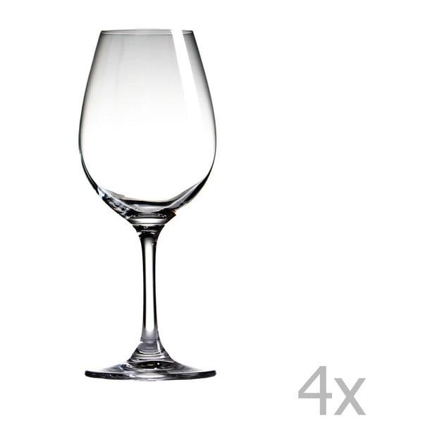 Sada 4 sklenic Sola Sauvignon, 430ml
