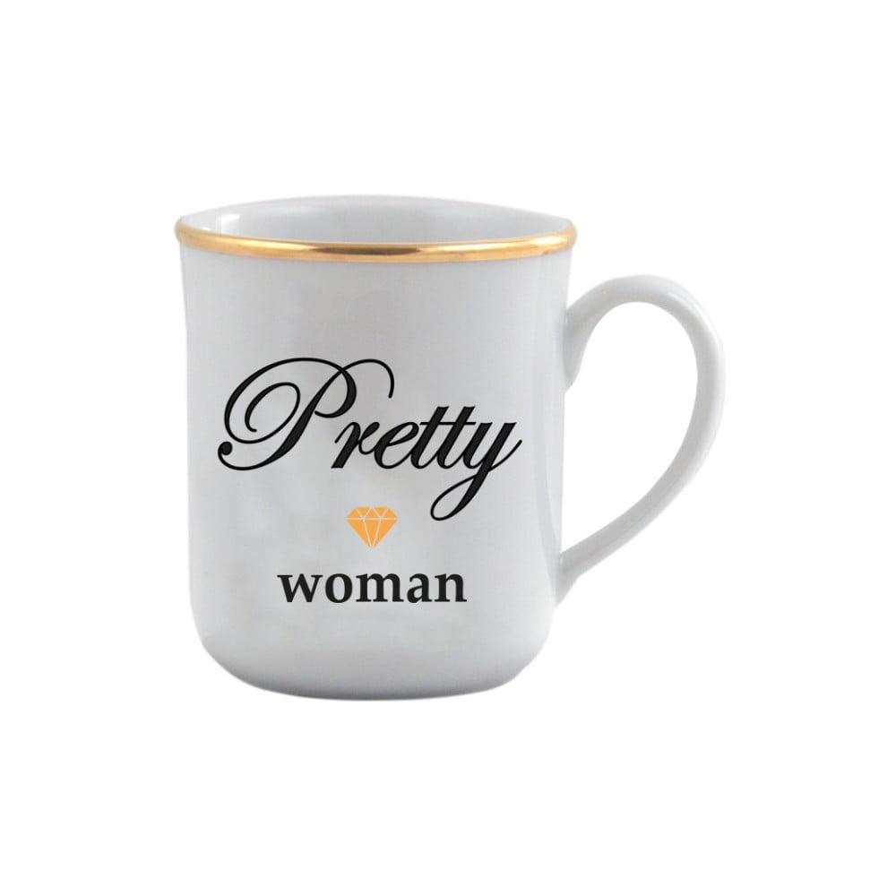 Porcelánový hrneček Vivas Pretty Woman, 330ml