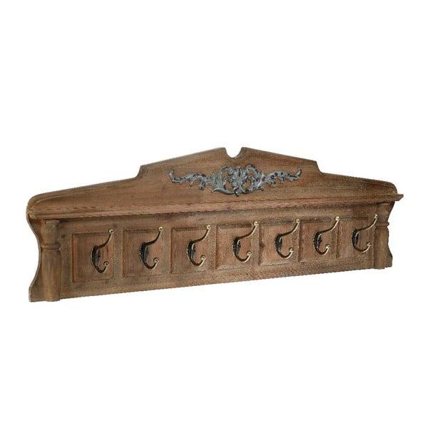 Věšák Wooden Seven, 100x29 cm