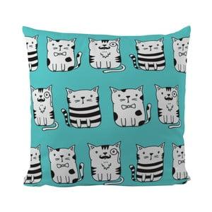 Polštář Butter Kings Cat In Stripes