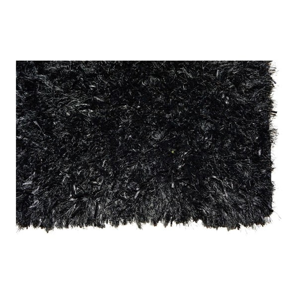 Koberec Grip Black, 170x240 cm