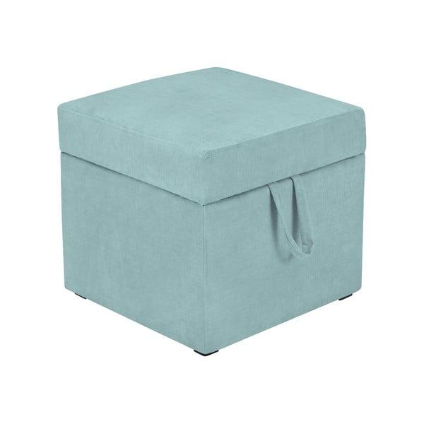 Cube világoskék ülőke tárolóhellyel - KICOTI