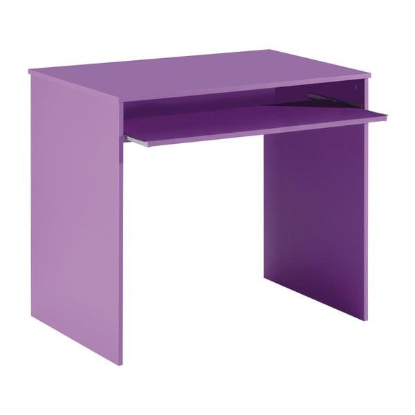 Fialový psací stůl 13Casa Hugo