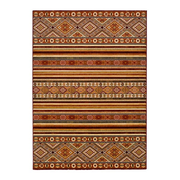 Oranžový koberec Universal Aline Multi, 190 x 280 cm
