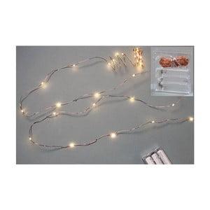 Světelný řetěz LED Lights, 50 světýlek