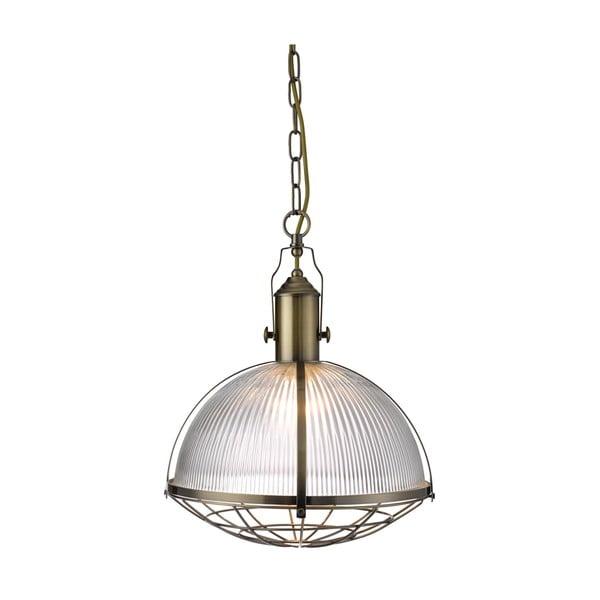 Stropní svítidlo Searchlight Antique, patinovaná mosaz