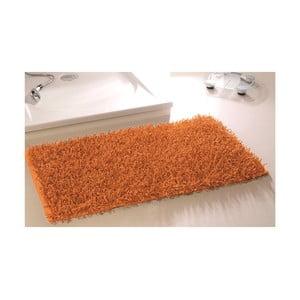 Koupelnová předložka Metallic Look Orange, 50x70 cm