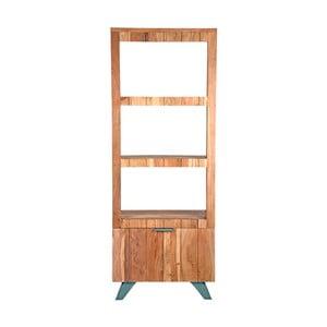 Bibliotecă din lemn de salcâm LABEL51 Milaan