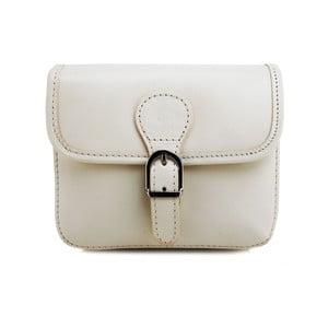 Béžová kabelka z pravé kůže GIANRO' Shoppa