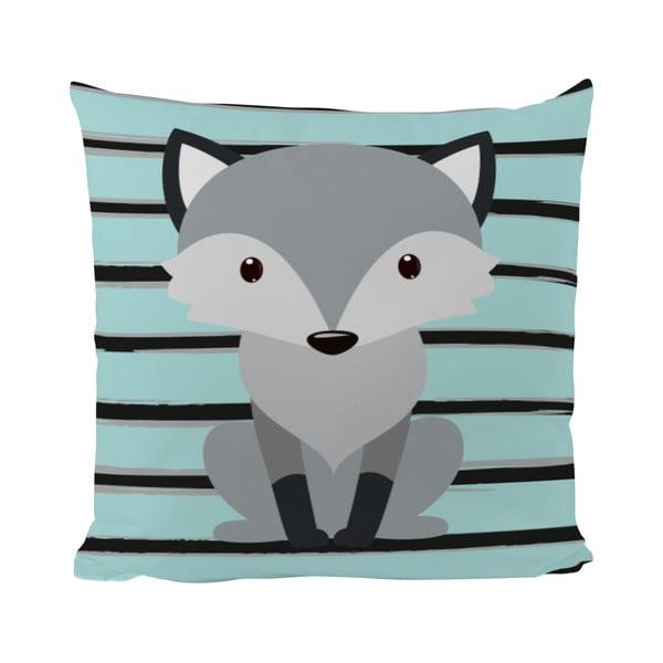 Polštář Baby Wolf, 50x50 cm