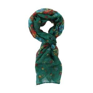 Šátek Daisy Green