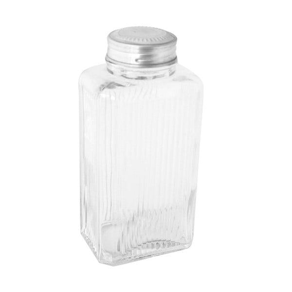 Skleněná dóza Clear Jar, 25 cm