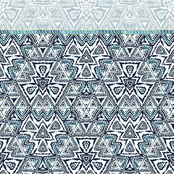 Povlečení Cali Blue, 140x200 cm
