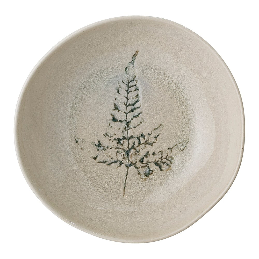 Kameninový polévkový talíř Bloomingville Bea